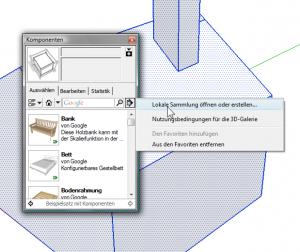 sketchup komponente 04