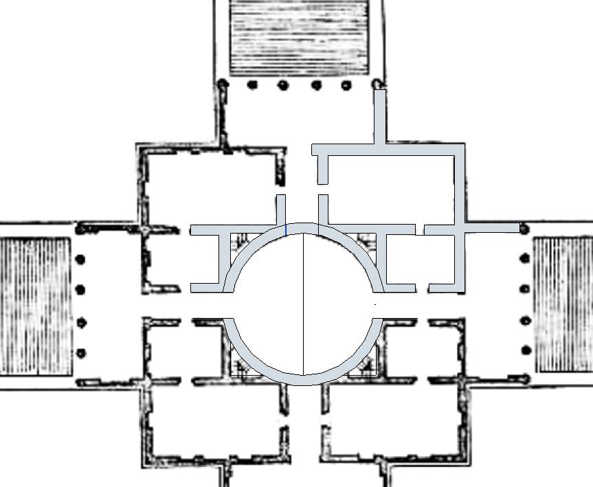Grundrisse Zeichnen Mit Sketchup : Aber zunächst ist es deutlich einfacher in der Draufsicht zu arbeiten