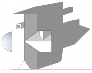sketchup perspektive draufsicht 2