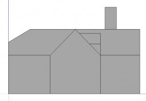 sketchup perspektive seitenansicht rechts 2