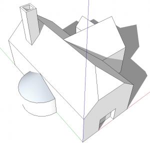 sketchup perspektive drei fluchtpunkte 02