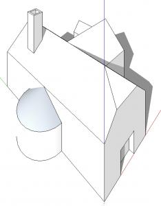 sketchup perspektive zwei fluchtpunkte 01