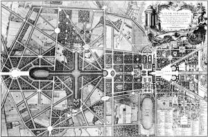 Sketchup Ordnung Versailles 01