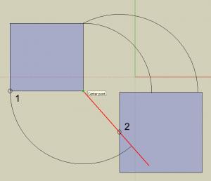 Sketchup Bogen Arcs Plugin 01