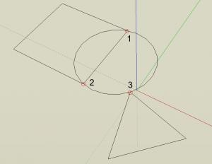 Sketchup Arc Bogen Plugin 02