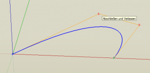 Sketchup Bezier Spline 002-01a