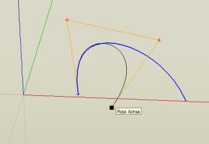Sketchup Bezier Spline 002-01b