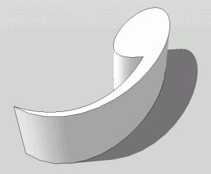 Sketchup Bezier Spline 002-01c