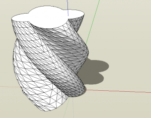 Sketchup Follow and rotate 15