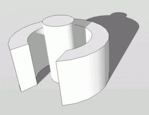 Sketchup Experimente Kreis 01