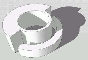 Sketchup Experimente Kreis 02