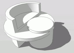 Sketchup Experiment Kreis 03