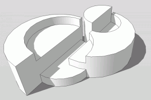 Sketchup Experiment Kreis 04