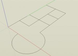 Sketchup Mauern Walls Plugin 01
