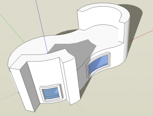 Sketchup Offset on Surface Plugin 06