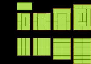 Sketchup Ordnung Tatami 01