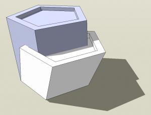 Sketchup Prisma Form 03