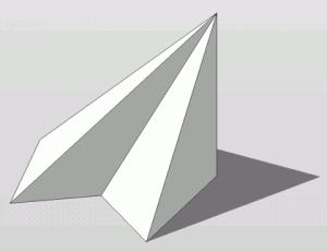 Sketchup Pyramide 05