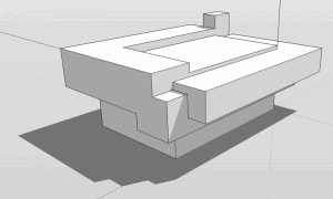 Sketchup Experiment Rechteck 03