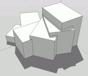 Sketchup Experiment Rechteck 04
