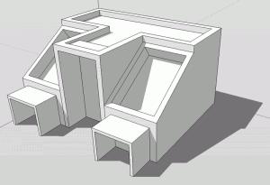 SketchUp Experiment Rechteck 05
