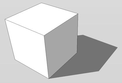 123 Sketchup Würfel Modellieren In 3d