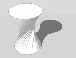 Sketchup Zylinder 08