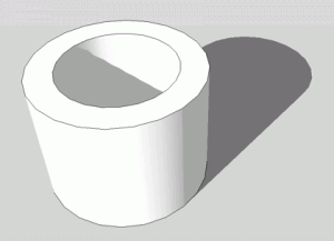 Sketchup Zylinder 09