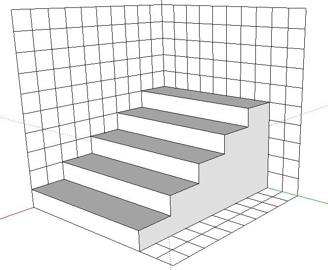 123 sketchup blog archiv rasterfahndung for Fenster 3d zeichnen