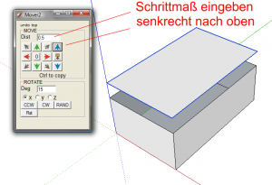 Sketchup Plugin Mover 2