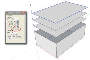 Sketchup Plugin Mover 2