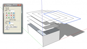 Sketchup Plugin Move 2