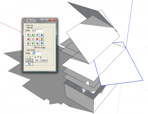 Sketchup Plugin Move 2